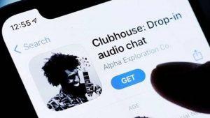 clubhouse sosyal medya